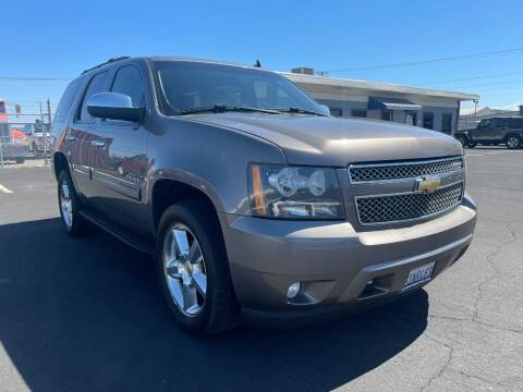 2011 Chevrolet Tahoe for sale at Approved Autos in Sacramento CA
