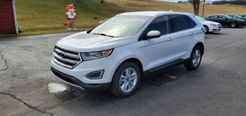 2017 Ford Edge for sale at Gallia Auto Sales in Bidwell OH