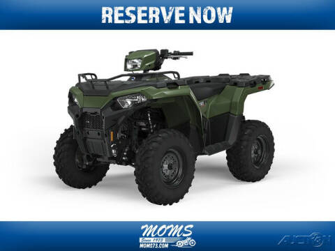 2022 Polaris SPORTSMAN 450 HIGH OUTPUT for sale at ROUTE 3A MOTORS INC in North Chelmsford MA
