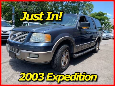 2003 Ford Expedition for sale at Simply Auto Sales in Palm Beach Gardens FL