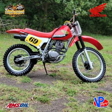 2002 Honda XR 200 for sale at High-Thom Motors - Powersports in Thomasville NC
