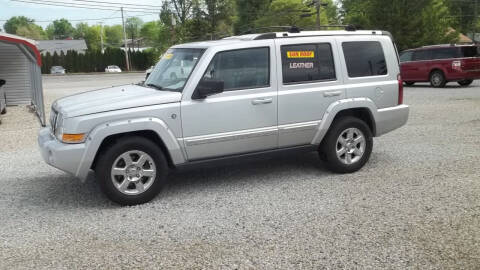 2008 Jeep Commander for sale at MIKE'S CYCLE & AUTO - Mikes Cycle and Auto (Liberty) in Liberty IN