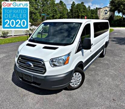 2016 Ford Transit Passenger for sale at Brothers Auto Sales of Conway in Conway SC