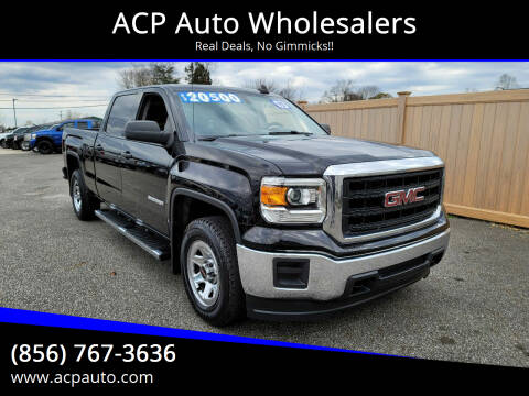 2015 GMC Sierra 1500 for sale at ACP Auto Wholesalers in Berlin NJ