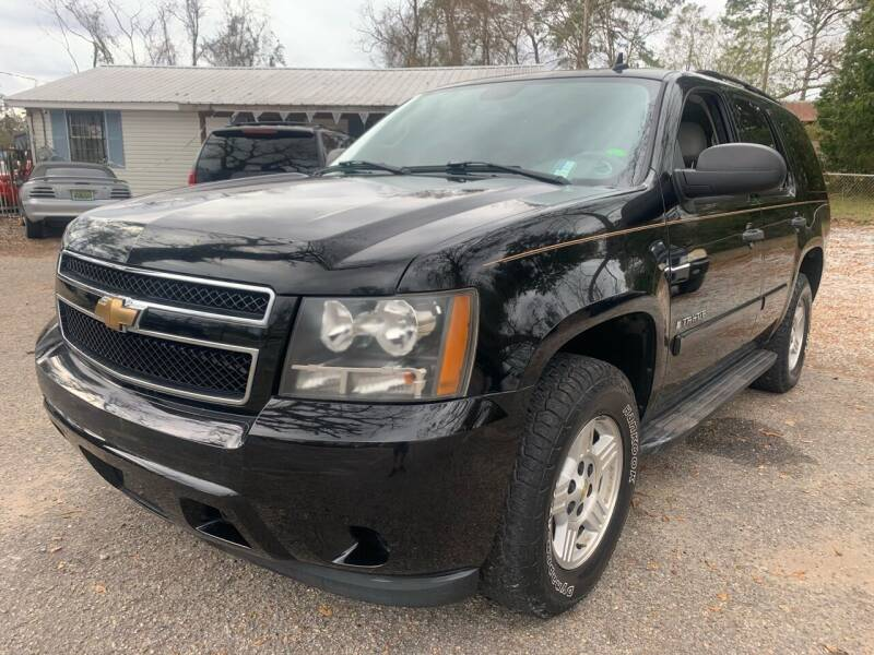 2007 Chevrolet Tahoe for sale at Triple A Wholesale llc in Eight Mile AL