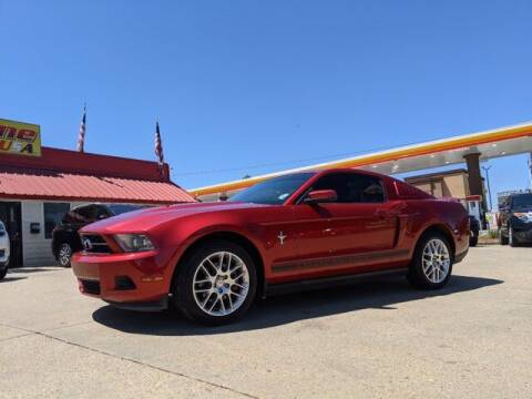 2012 Ford Mustang for sale at CarZoneUSA in West Monroe LA
