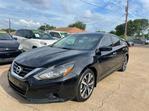2017 Nissan Altima for sale at CityWide Motors in Garland TX