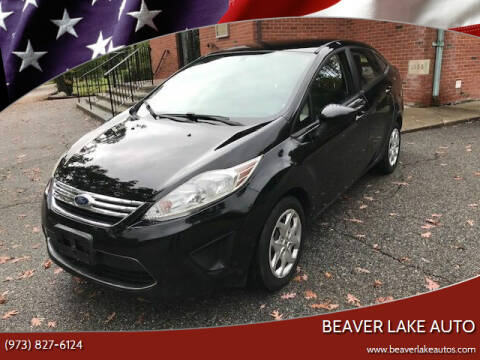 2012 Ford Fiesta for sale at Beaver Lake Auto in Franklin NJ
