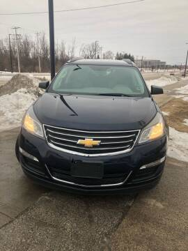 2015 Chevrolet Traverse for sale at Wyss Auto in Oak Creek WI