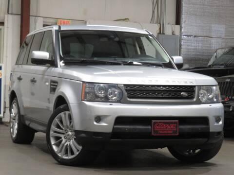 2010 Land Rover Range Rover Sport for sale at CarPlex in Manassas VA