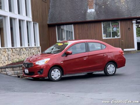 2019 Mitsubishi Mirage G4 for sale at Cupples Car Company in Belmont NH