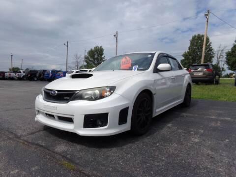 2011 Subaru Impreza for sale at Pool Auto Sales Inc in Spencerport NY