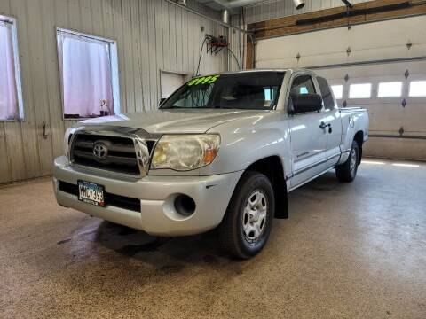 2009 Toyota Tacoma for sale at Sand's Auto Sales in Cambridge MN