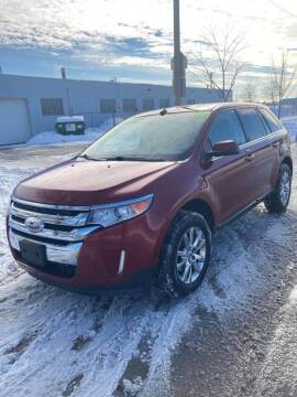 2013 Ford Edge for sale at Square Business Automotive in Milwaukee WI