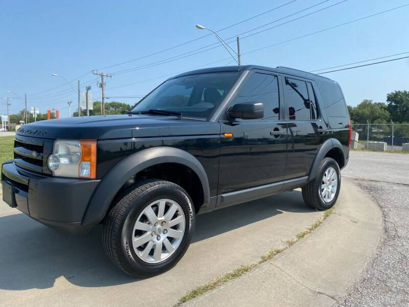 2006 Land Rover LR3 for sale at Xtreme Auto Mart LLC in Kansas City MO