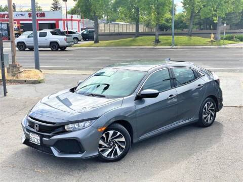 2017 Honda Civic for sale at KAS Auto Sales in Sacramento CA