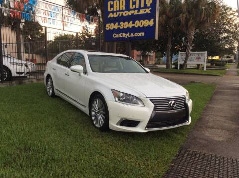 2013 Lexus LS 460 for sale at Car City Autoplex in Metairie LA