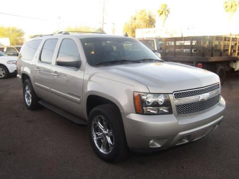 2007 Chevrolet Suburban for sale at More Info Skyline Auto Sales in Phoenix AZ