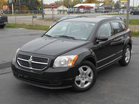 2009 Dodge Caliber for sale at MT MORRIS AUTO SALES INC in Mount Morris MI