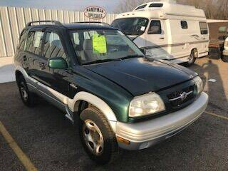 2000 Suzuki Grand Vitara for sale at WELLER BUDGET LOT in Grand Rapids MI