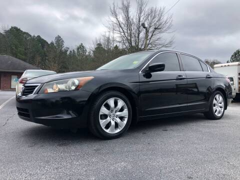 2008 Honda Accord for sale at GTO United Auto Sales LLC in Lawrenceville GA