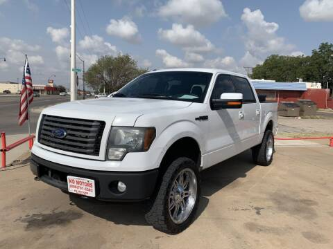 2012 Ford F-150 for sale at KD Motors in Lubbock TX