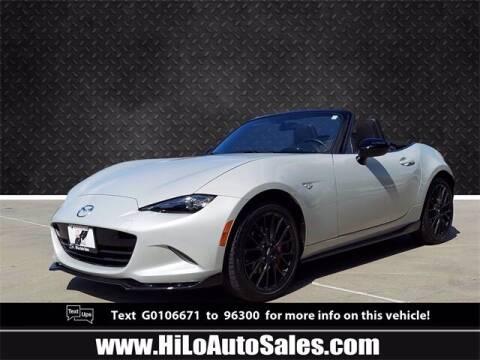 2016 Mazda MX-5 Miata for sale at Hi-Lo Auto Sales in Frederick MD
