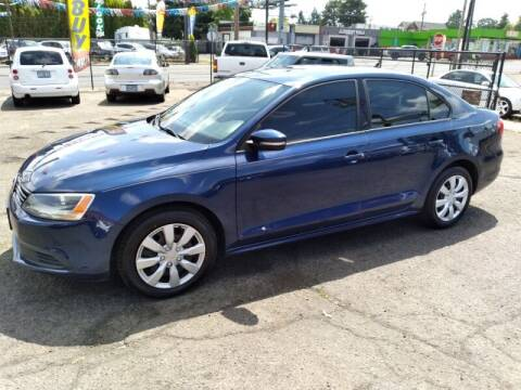 2014 Volkswagen Jetta for sale at Cars & Trailers in Portland OR