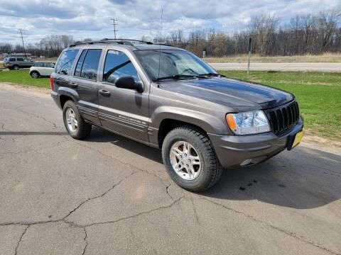1999 Jeep Grand Cherokee for sale at Sunshine Auto Sales in Menasha WI