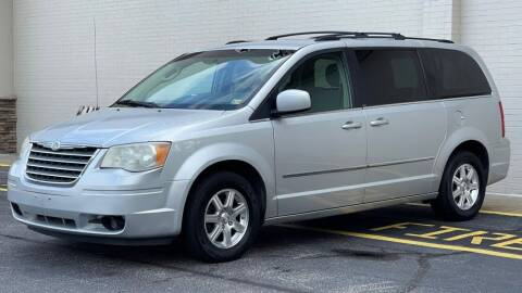 2010 Chrysler Town and Country for sale at Carland Auto Sales INC. in Portsmouth VA