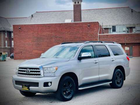 2008 Toyota Sequoia for sale at ARCH AUTO SALES in St. Louis MO