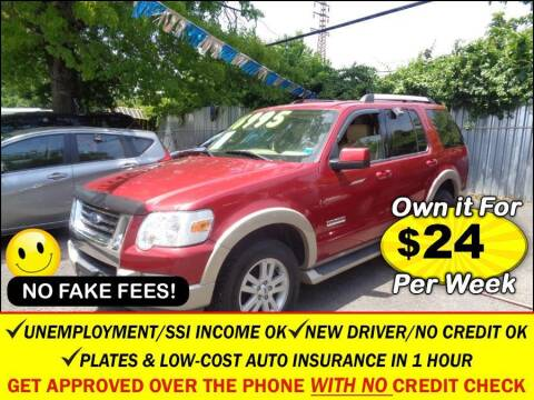 2006 Ford Explorer for sale at AUTOFYND in Elmont NY