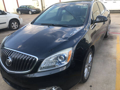 2015 Buick Verano for sale at Auto Access in Irving TX