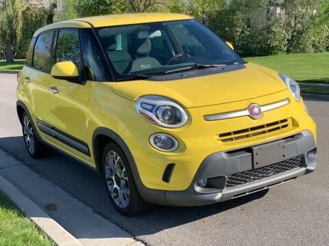 2014 FIAT 500L for sale at A.I. Monroe Auto Sales in Bountiful UT