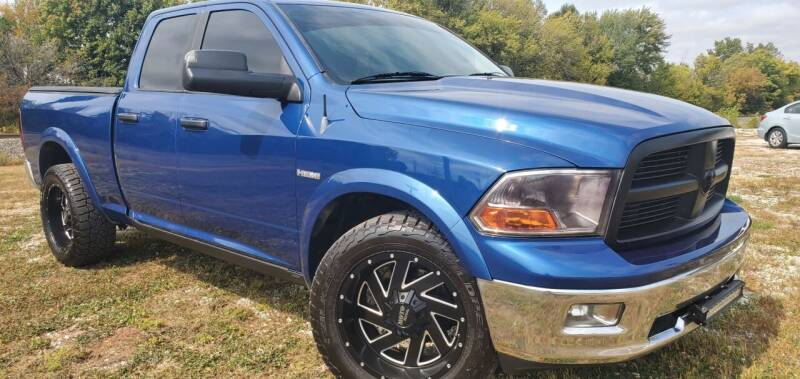 2010 Dodge Ram Pickup 1500 for sale at Sinclair Auto Inc. in Pendleton IN