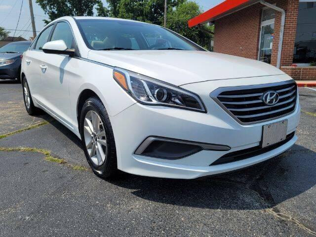 2016 Hyundai Sonata for sale at Dixie Automart LLC in Hamilton OH