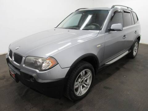 2005 BMW X3 for sale at Automotive Connection in Fairfield OH