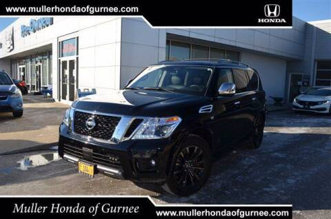 2019 Nissan Armada for sale at RDM CAR BUYING EXPERIENCE in Gurnee IL