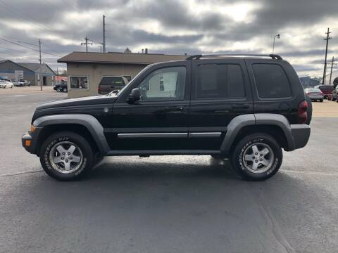 2006 Jeep Liberty for sale at Mike's Budget Auto Sales in Cadillac MI