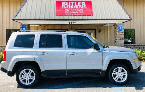 2017 Jeep Patriot for sale at Butler Enterprises in Savannah GA