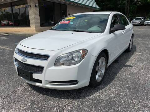 2011 Chevrolet Malibu for sale at Diana Rico LLC in Dalton GA