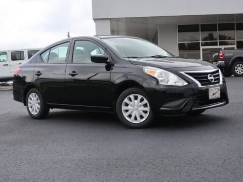 2018 Nissan Versa for sale at HAYES CHEVROLET Buick GMC Cadillac Inc in Alto GA