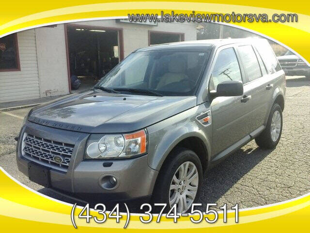 2008 Land Rover LR2 for sale at Lakeview Motors in Clarksville VA