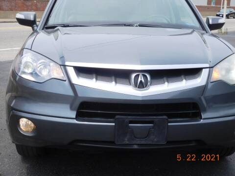 2008 Acura RDX for sale at Southbridge Street Auto Sales in Worcester MA