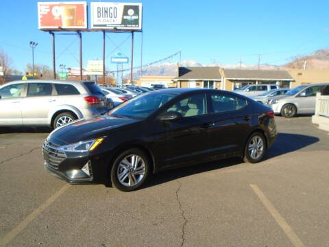 2019 Hyundai Elantra for sale at Smart Buy Auto Sales in Ogden UT