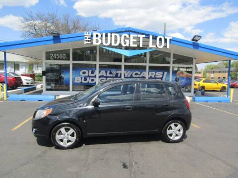 2009 Pontiac G3 for sale at THE BUDGET LOT in Detroit MI