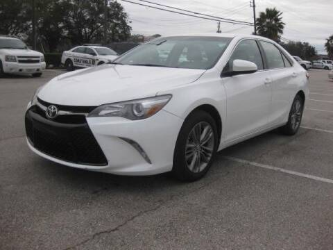 2016 Toyota Camry for sale at T.S. IMPORTS INC in Houston TX