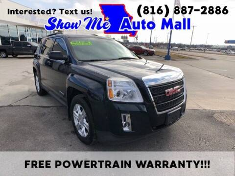 2015 GMC Terrain for sale at Show Me Auto Mall in Harrisonville MO
