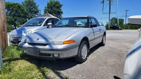 1991 Mercury Capri for sale at Tower Motors in Taneytown MD