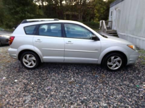 2003 Pontiac Vibe for sale at West End Auto Sales LLC in Richmond VA